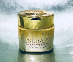 Tsubaki hair mask 1