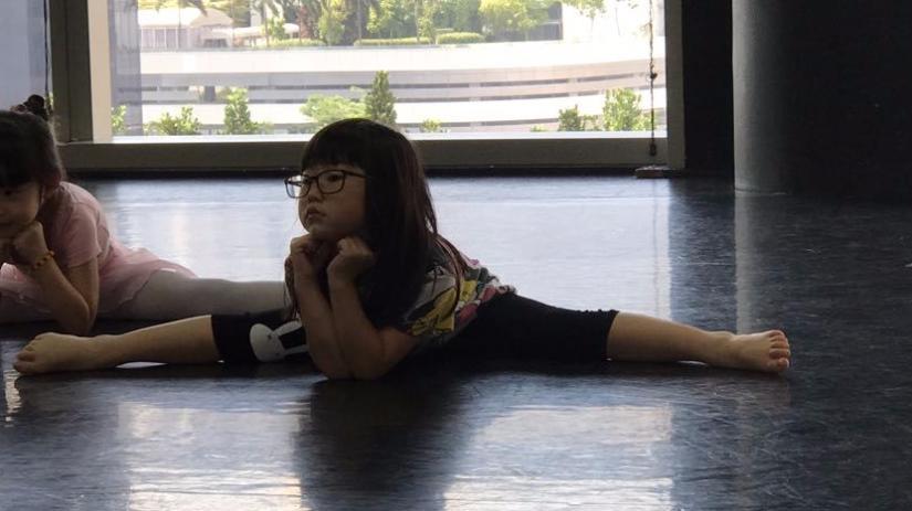 Ballet dance little stars (2)