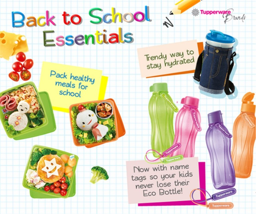 Tupperware-Back-to-School
