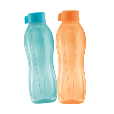 Tupperware Eco Bottle 500ml Aqua Mango