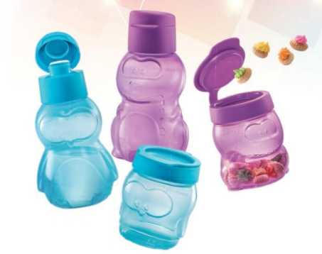 Tupperware kids fun set