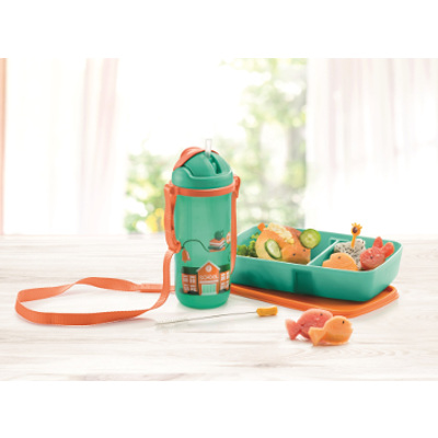 Tupperware Kids Lunch Set