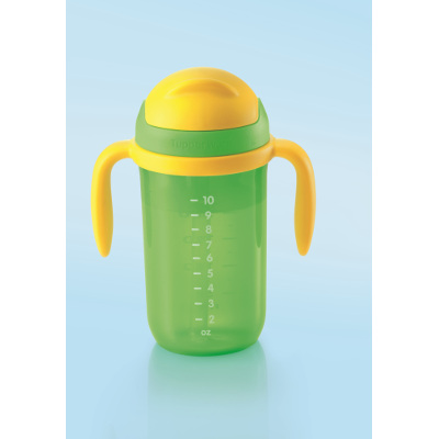 Tupperware Twinkle Straw Tumbler 350ml